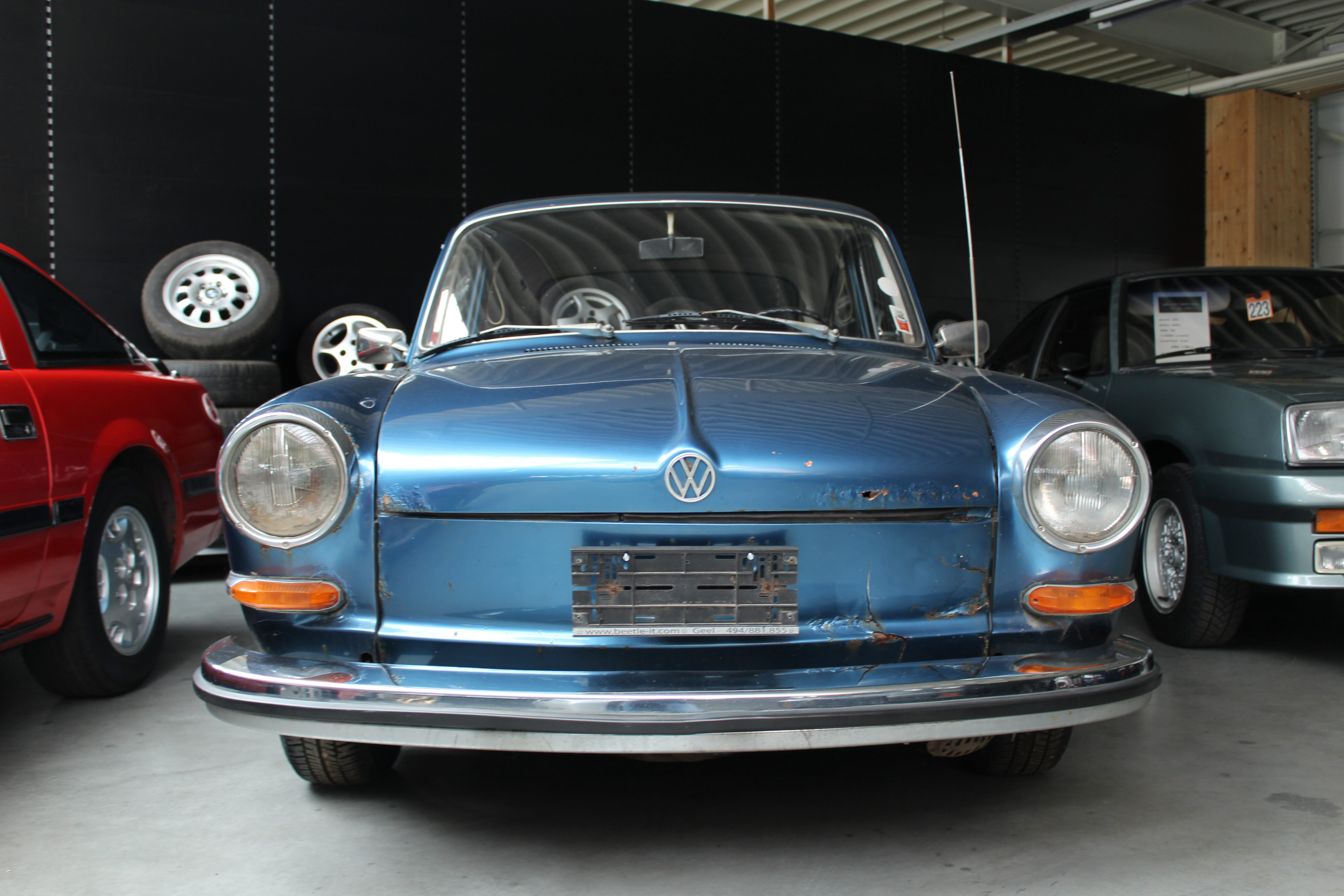 Volkswagen Type 3 Fastback 1973 – Auto S Edition