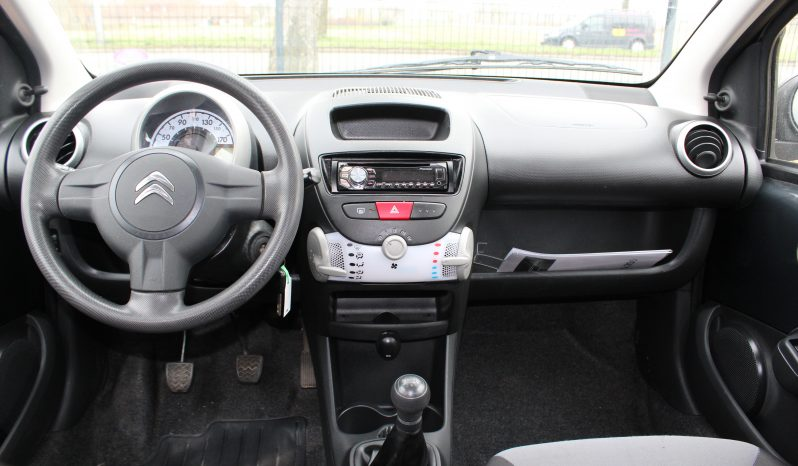 Citroën C1 plein