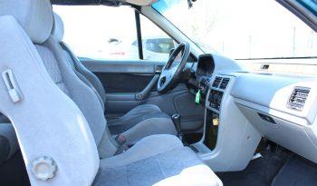 Rover 216 Cabriolet plein