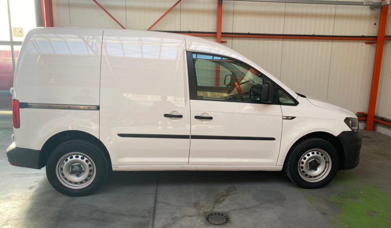 Volkswagen Caddy 1.4 TGI 110 ch (CNG) complet