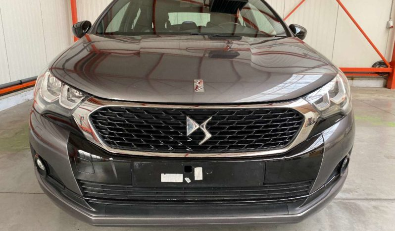 DS 4 CROSSBACK 1.6 BLUEHDI SO CHIC S complet